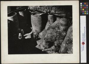 Primary view of object titled '[Moonshine hallow]'.