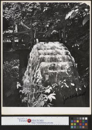 Primary view of object titled '[Water Wheel and Miller]'.