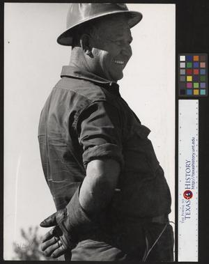 Primary view of object titled '[Construction Worker]'.