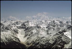 Primary view of object titled 'Roof of the World - Pamir Mountains'.