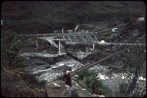 Primary view of object titled 'Hotel Taroko Gorge - end'.