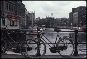 Primary view of object titled 'Canal - bicycles'.
