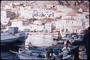 Primary view of object titled 'Aegean cruise - Hydra'.