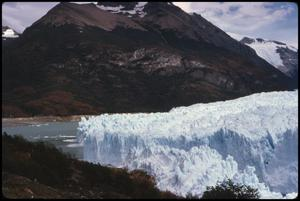Primary view of object titled 'Icebergs - Perito Moreno Glacier'.