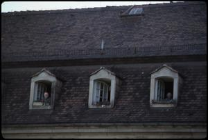 Primary view of object titled 'Watchers for roof repair'.