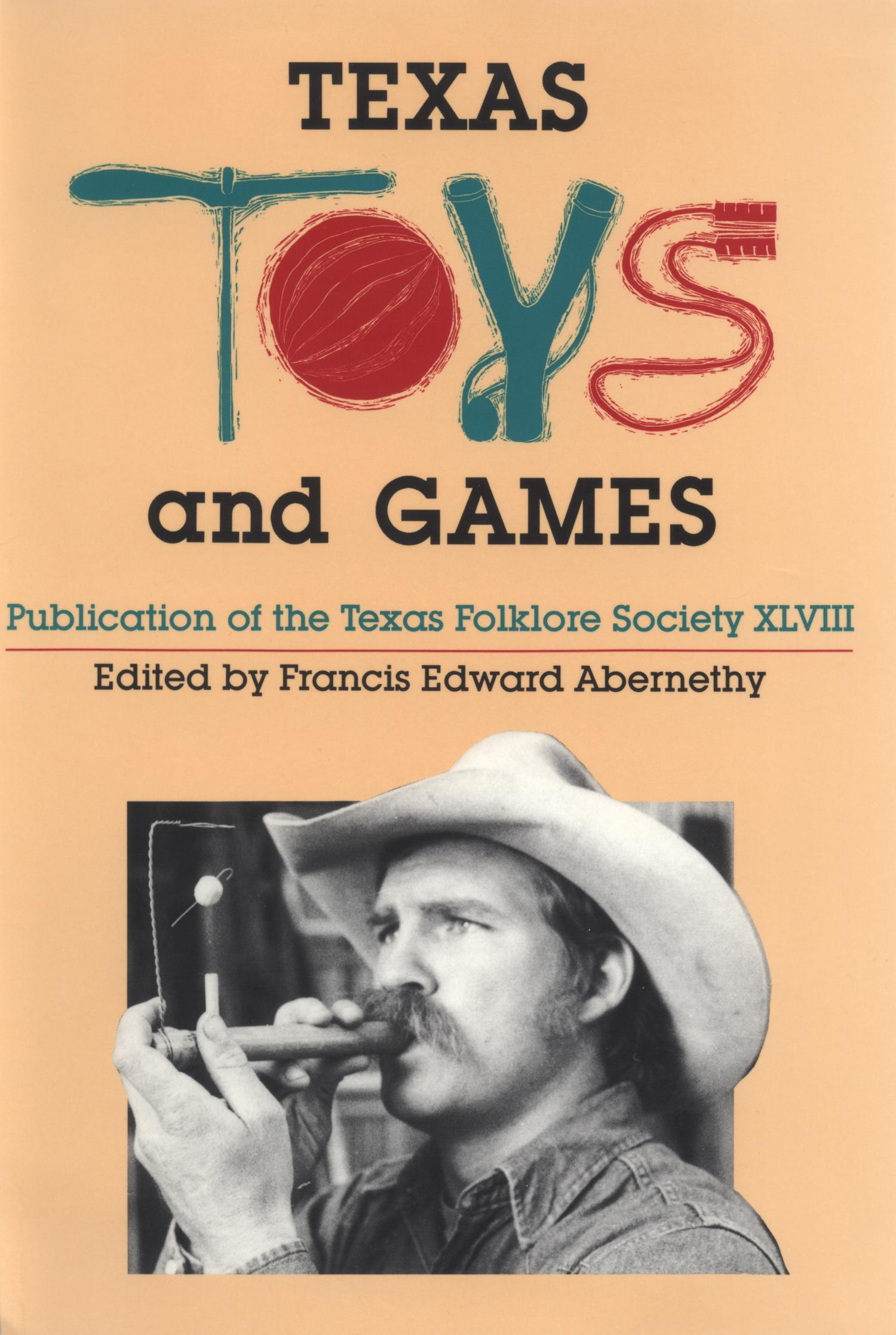 Texas Toys and Games                                                                                                      Front Cover