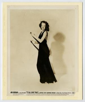 Primary view of object titled '[Ann Sheridan Film Promo]'.