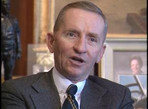 Primary view of [News Clip: Perot]