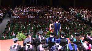 UNT College of Music Commencement: Spring 2016, UNT Commencement: 2016-21, 2