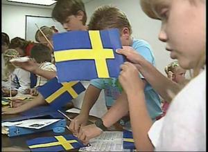 News Clip: Swedes, Swedes pkg, NBC News Clips