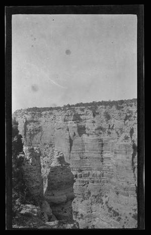 Primary view of object titled '[The Grand Canyon]'.