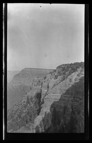 Primary view of object titled '[Photo of a canyon landscape]'.