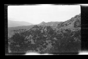 Primary view of object titled '[Mountain landscape]'.