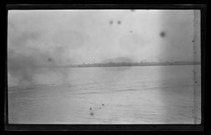 Primary view of object titled '[Photo of a body of water]'.