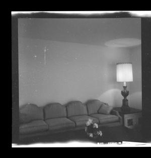 Primary view of object titled '[Photo of a living room]'.