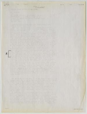 Primary view of object titled '[Petitioners v. Richard G. Evans]'.