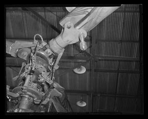 Primary view of object titled '[Three bladed rotor of the XH-40 #2]'.