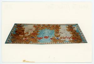 "Primary view of object titled '[AIDS Memorial Quilt Panel for Jack ""Jay"" Hayes Jr.]'."