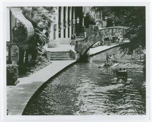 Primary view of object titled '[San Antonio Riverwalk]'.