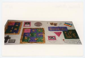 Primary view of object titled '[AIDS Memorial Quilt Panel for Mathew Rodriguez]'.