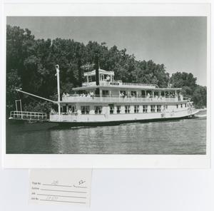 Primary view of object titled '[The Riverboat Johnathon Padelford]'.