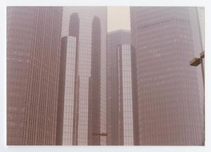 Primary view of object titled '[Detroit Renaissance Center]'.