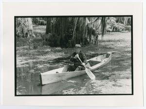Primary view of object titled '[Legendary Boat Builder Wyatt Moore]'.