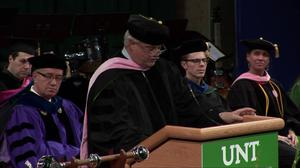 UNT Commencement: Fall 2016, College of Music, UNT Commencement: 2016-23