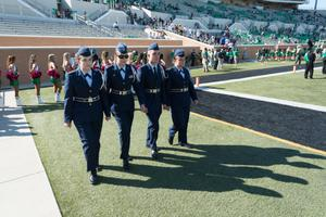 Primary view of object titled '[UNT Air Force ROTC]'.