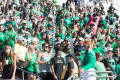 Photograph: [Mean Green Fans at 2015 Homecoming Game]