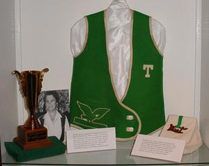 Primary view of object titled '[Treasures of UNT Green Jackets, 4]'.
