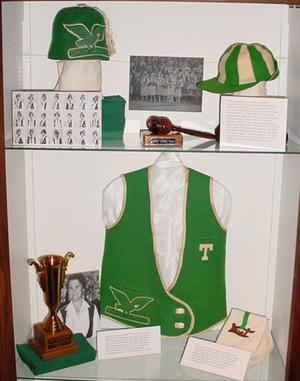 Primary view of object titled '[Treasures of UNT Green Jackets, 2]'.