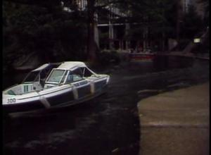 Primary view of [News Clip: San Antonio River Walk]