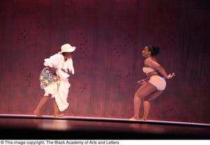 Primary view of [Dancers on stage]