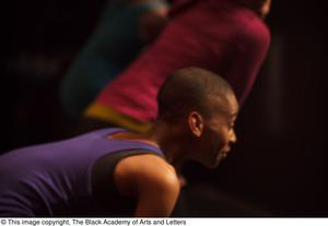 Primary view of object titled '[Hip Hop Broadway: The Musical Photograph 499]'.