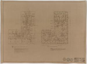 Primary view of object titled 'Wilkinson Office Building and Parking Garage, Midland, Texas: Twelfth Floor Air Conditioning & Electrical Plans'.