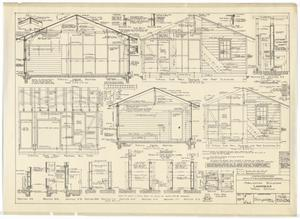Primary view of object titled 'Army Mobilization Buildings: Typical Details'.