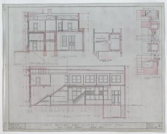 Bank Floor Plan Design
