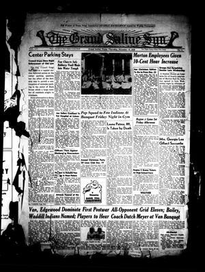 Primary view of The Grand Saline Sun (Grand Saline, Tex.), Vol. 55, No. 4, Ed. 1 Thursday, December 12, 1946