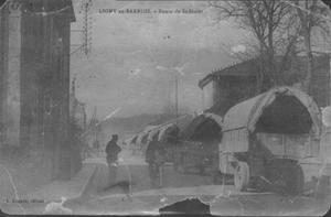 Primary view of object titled '[World War I of Ligny in Barrois]'.