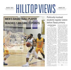 Hilltop Views (Austin, Tex.), Vol. 39, No. 2, Ed. 1 Wednesday, February 3, 2016