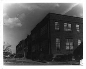 Primary view of object titled '[Davey Crockett Jr. High and later Palestine High School]'.