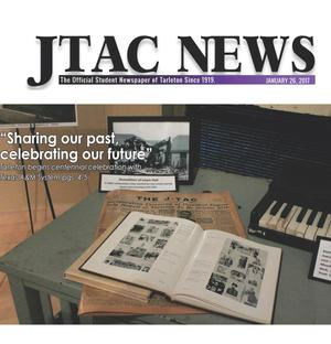 JTAC News (Stephenville, Tex.), Ed. 1 Thursday, January 26, 2017
