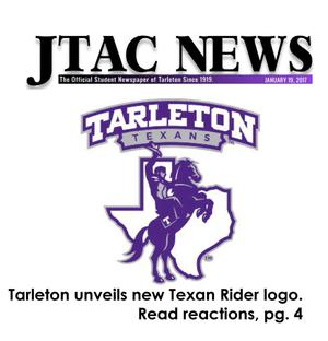 Primary view of object titled 'JTAC News (Stephenville, Tex.), Ed. 1 Thursday, January 19, 2017'.