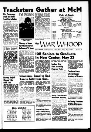 The War Whoop (Abilene, Tex.), Vol. 28, No. 28, Ed. 1, Friday, May 11, 1951