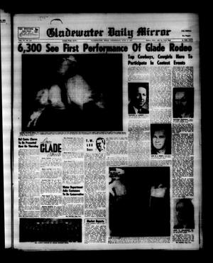 Primary view of object titled 'Gladewater Daily Mirror (Gladewater, Tex.), Vol. 4, No. 282, Ed. 1 Wednesday, June 17, 1953'.