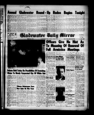 Primary view of Gladewater Daily Mirror (Gladewater, Tex.), Vol. 4, No. 281, Ed. 1 Tuesday, June 16, 1953