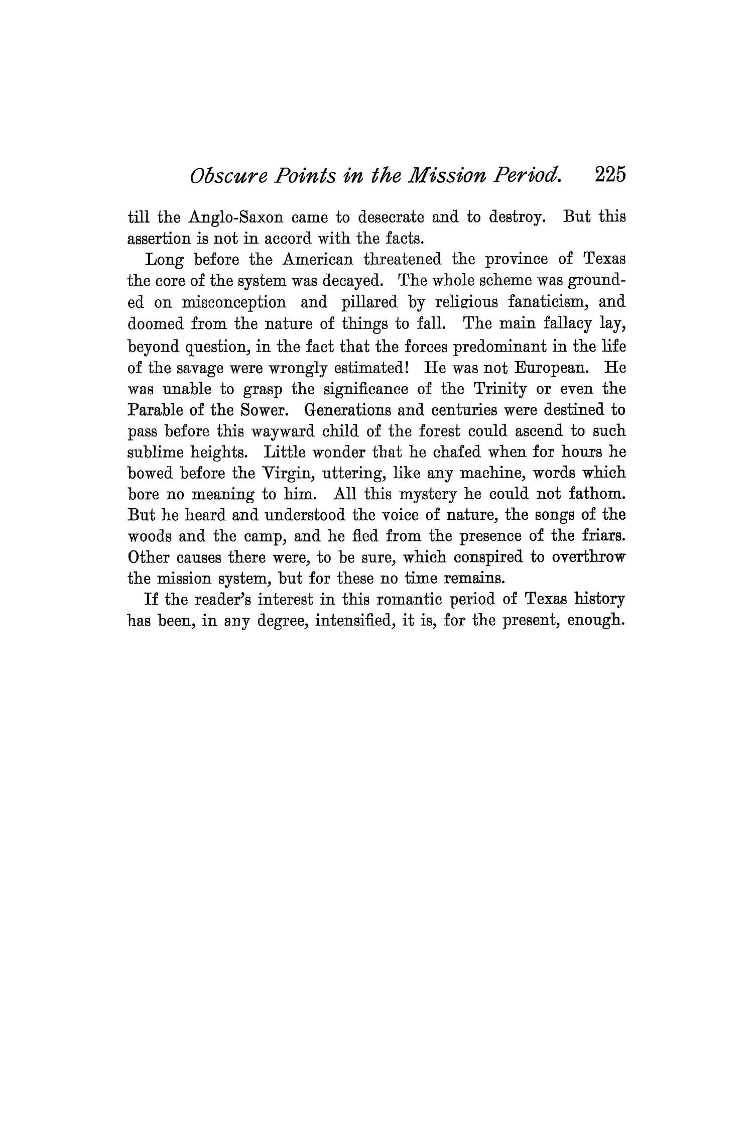 The Quarterly of the Texas State Historical Association, Volume 1, July 1897 - April, 1898                                                                                                      225