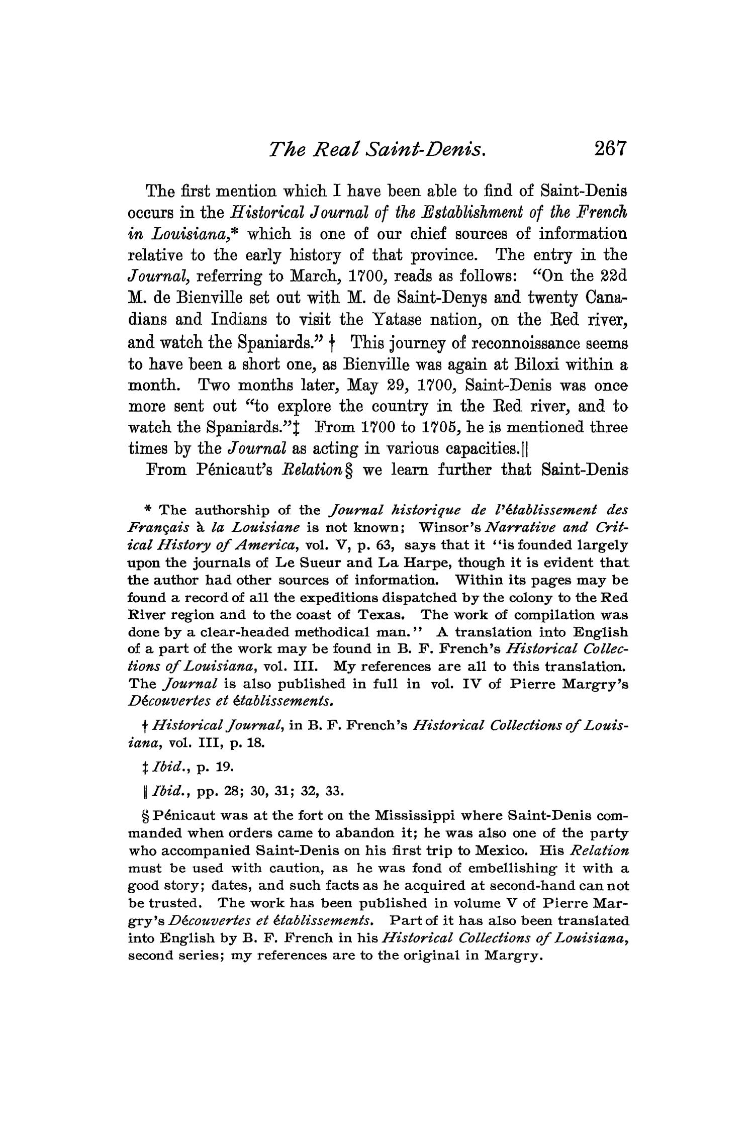 The Quarterly of the Texas State Historical Association, Volume 1, July 1897 - April, 1898                                                                                                      267
