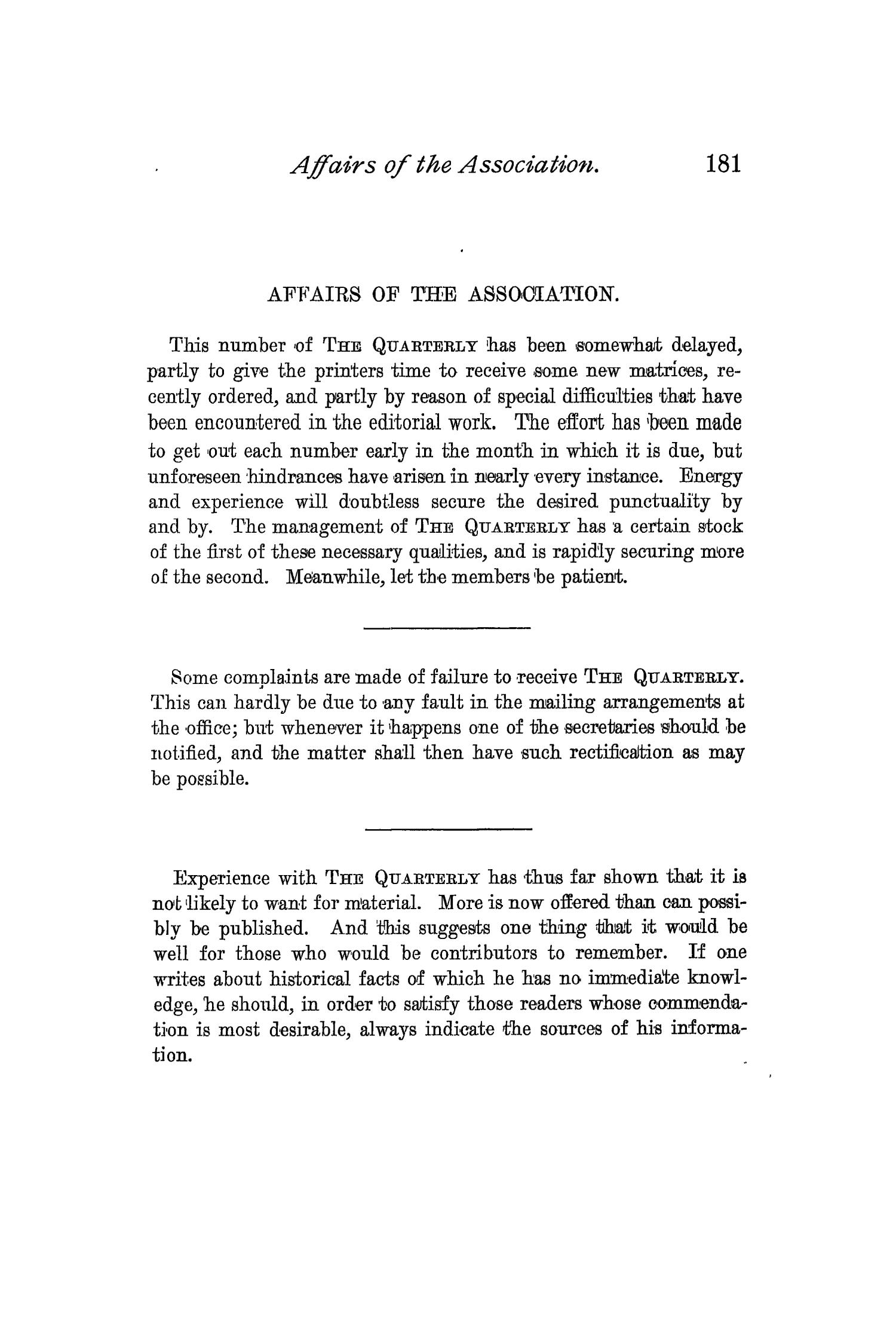 The Quarterly of the Texas State Historical Association, Volume 2, July 1898 - April, 1899                                                                                                      181